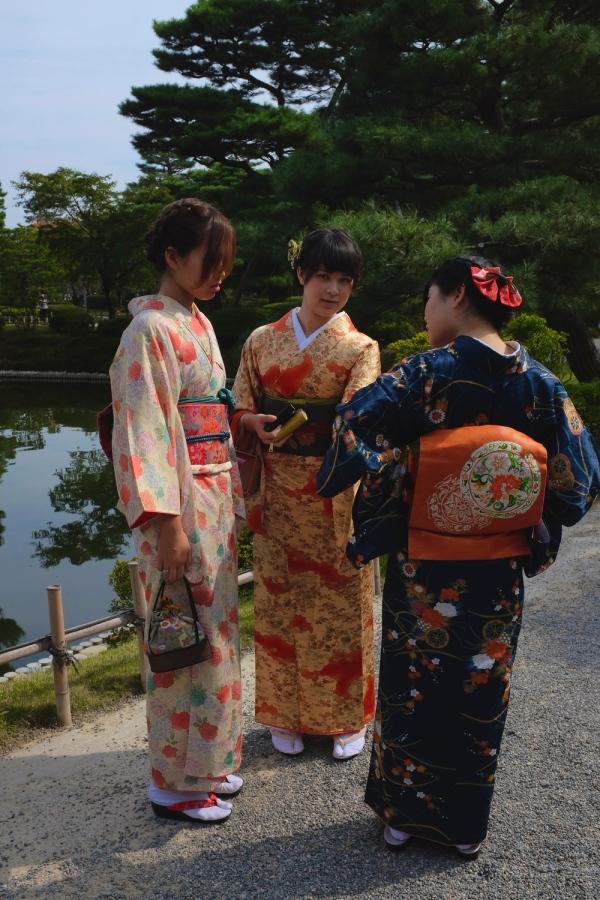 Sights and sounds from Kanazawa