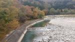 The river at Shirakawage Village