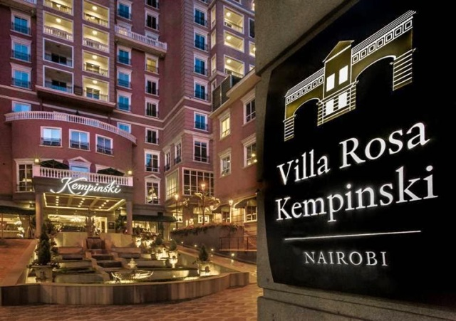 The Villa Rosa Kempiski in Nairobi, Image from http://www.nabiswa.com/