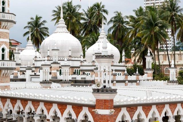 Masjid Jamek Mosque. Image, credit