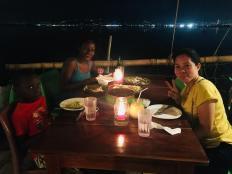 Lantaw Floating Native Restaurant
